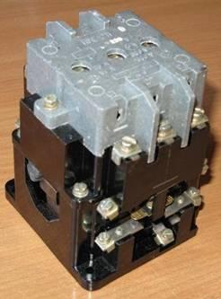 Устройство магнитного пускателя пме 211